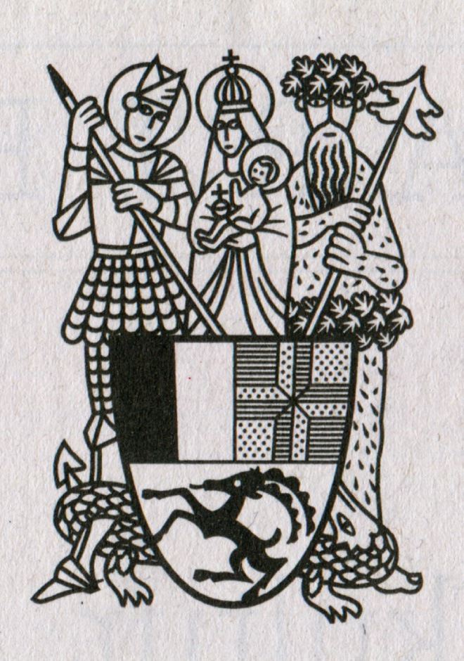 custom type, lettering, coat of armes, Heraldry,  signet, historical, blackletter, newspaper, flag, typographic, Jakob Runge, 26+, 26plus, typedesign, Bünder Tagblatt, European newspaper award, Chur, swiss, Grisons, optical sizes , inline,